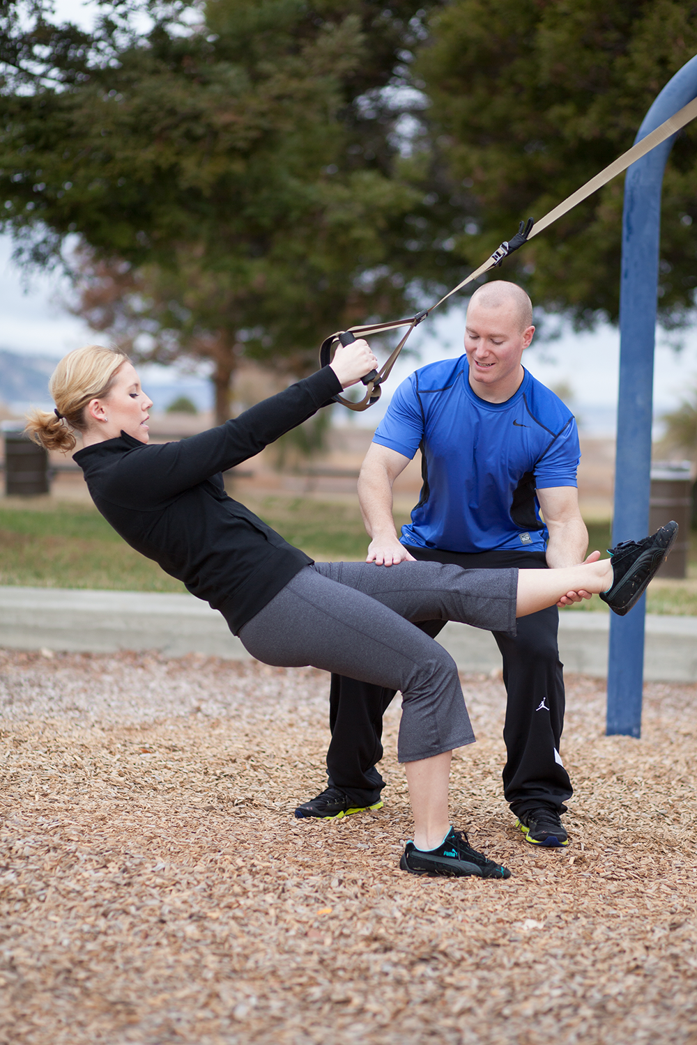 Let Mark Strom help you reach your fitness goals